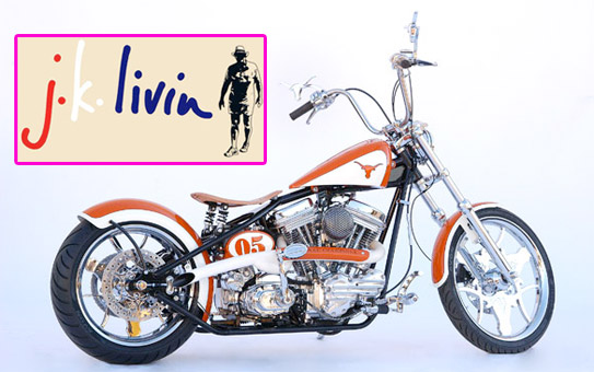 mcconaughey motorcycle
