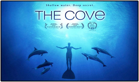 the cove movie, documentary, dolphins