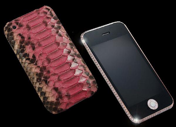 iphone, python, skin