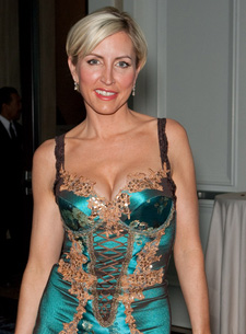 heather mills, dancing on ice