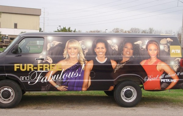 peta_van, michelle obama, oprah, tyra banks, carrie underwood
