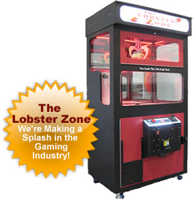 Lobster Zone Live-Action 'Game' Getting No Playtime From PETA : Ecorazzi