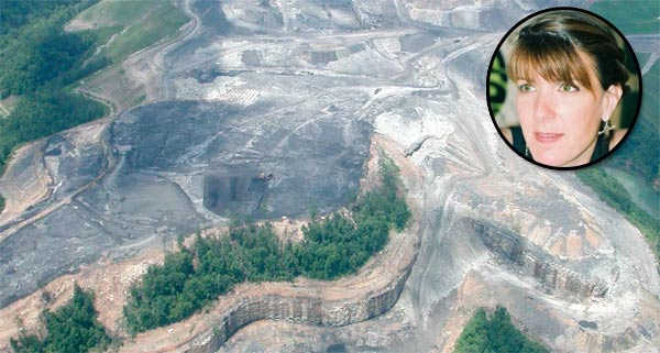 kathy mattea, mountaintop removal