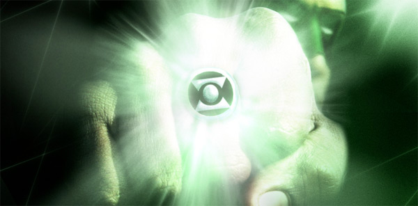 green lantern movie eco