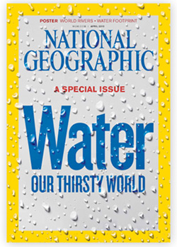 world water day, national geographic