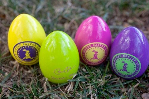 white house eggs