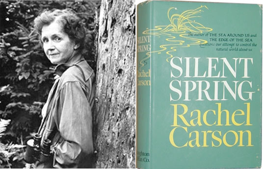the destruction of plants and nature in the book silent spring by rachel carson Rachel carson biography april 2012 marked the 50th anniversary of the publication of rachel carson's groundbreaking book, silent spring  plants and conservation.