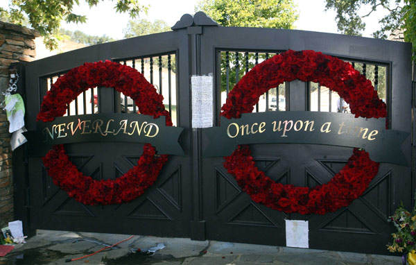 Neverland Ranch, Michael Jackson