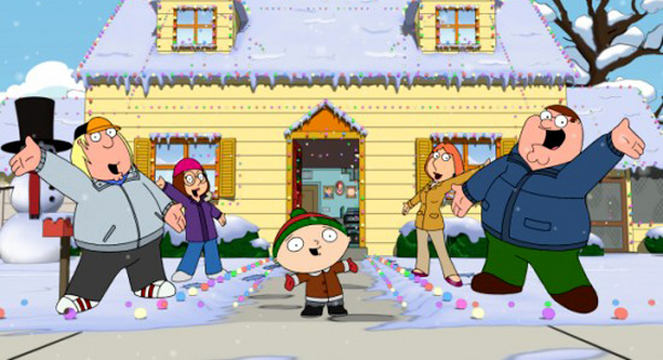 Family Guy' Christmas Special Tackles Sensitive Subject Of ...