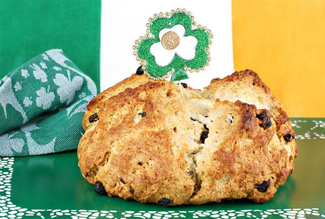 Whole wheat Irish Soda Bread RoJo