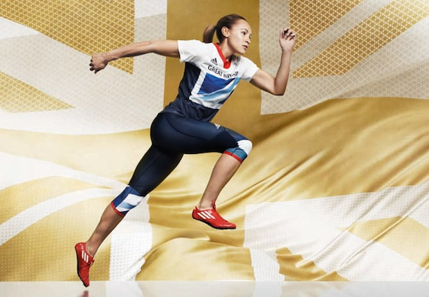 Stella McCartney Designs kit for 2012 Olympics