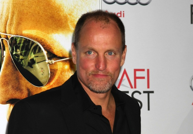 Woody Harrelson uses biodiesel and solar panels to support his green lifestyle.