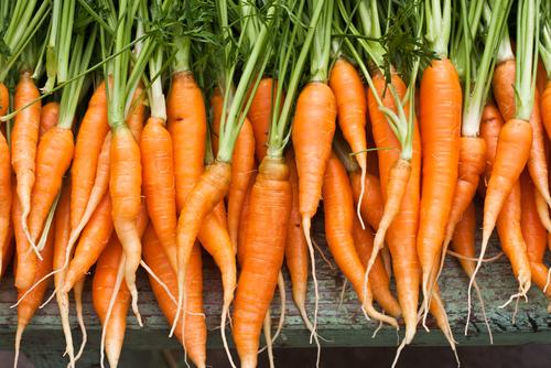 how to make carrot tea