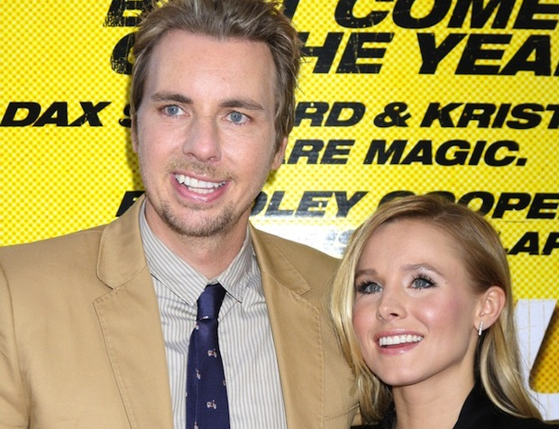 Kristen Bell and Dax Shepard went vegan and are expecting a baby!