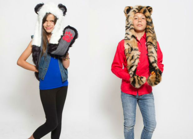 SpiritHood offers cruelty-free hats for adults and kids