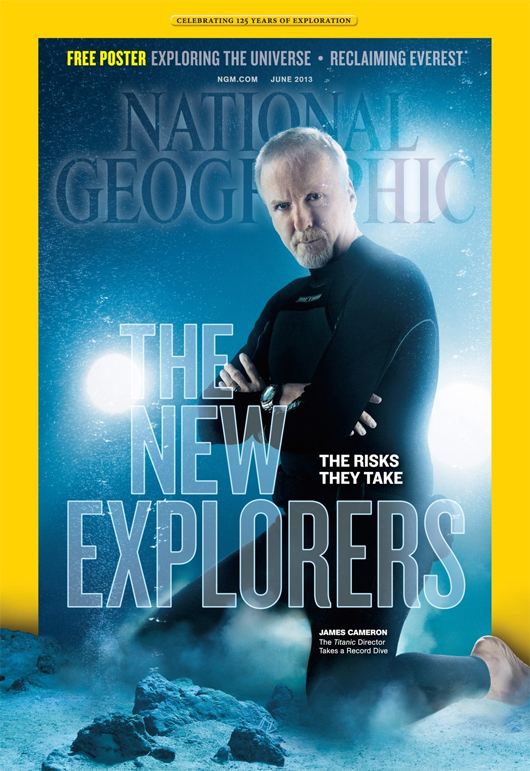 james cameron national geographic