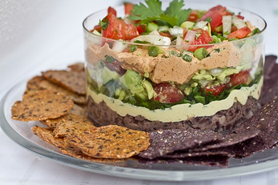 7 layer dip recipe