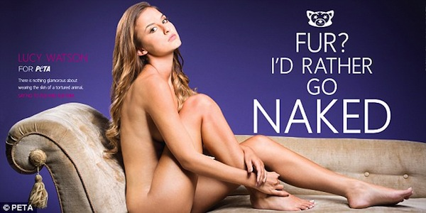 lucy watson naked