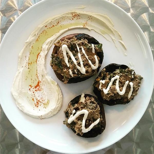 vegan-mushroom