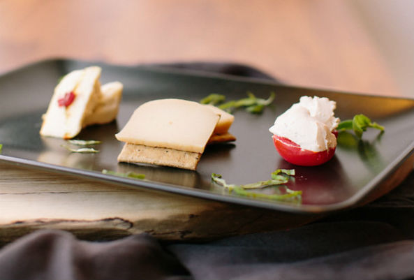 riverdel cheese plate